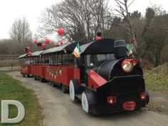 Train for sale - perfect for halloween/christmas trains - DoneDeal.ie