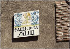 Calles de Madrid - Calle de la Salud | Flickr: Intercambio de fotos