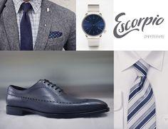 Tonos azules #ESCORPIO #él