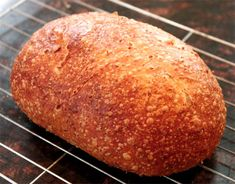 Magic Bread Box - this looks very similar to (one) of our no-knead wet versions by Bill Granger - nice pics of each stage