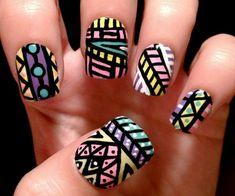 Nice Cool Nail Art Designs http://www.designsnext.com/?p=30585