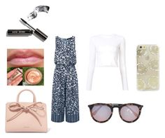 """""""Untitled #10"""" by emilieantonsen on Polyvore featuring Thakoon, Proenza Schouler, Le Specs, Sonix, Bobbi Brown Cosmetics and Mansur Gavriel"""