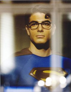 I actually liked Brandon Routh as Superman/Clark Kent.
