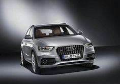 Audi Q3 SUV Car