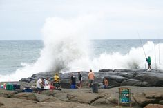 Splash rock, Port Edward - South Africa (many happy memories with friends) South Afrika, Kwazulu Natal, Africa Travel, African Art, Live, Wonderful Places, Scenery, Places To Visit, Coast
