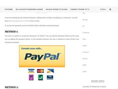 Learn — How To Accept Payments On Paypal?
