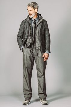 Engineered Garments коллекция | Коллекции осень-зима 2017/2018 | Нью-Йорк | VOGUE