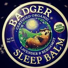 I love Badger Balms Packaging and Illustrations. In a way it reminds me of some of my older artwork and I quickly feel at home! Every product has a different image but the character is consistent. Excellent way of story telling!