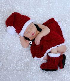 Baby Santa Set for Girl and Boy