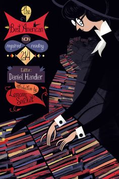 """Best American Nonrequired Reading"", edited by Daniel Handler"