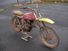 SUZUKI DR 400 SPARES OR REPAIRS.BARN FIND VINTAGE TWIN SHOCK.EVO RM | eBay