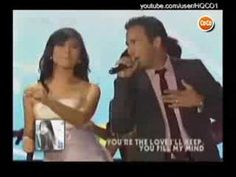 SARAH GERONIMO Ft. HOWIE DOROUGH - I'LL BE THERE (HQ) (dts) Digital Sounds