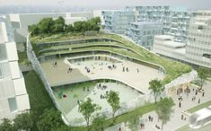 Courtesy of Chartier-Dalix architects