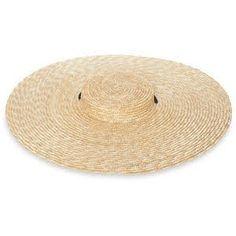 Image result for santon straw hat jacquemus