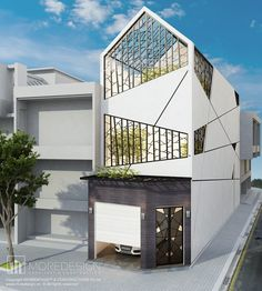 GOVAP HOUSE ⋆ MOREDESIGN™