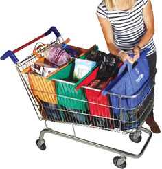 4-steps-to-trolley-bags-no-side- great idea for staying green and ...