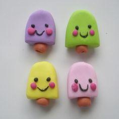 OMG this Ice Popsicles are sooooooo Cute