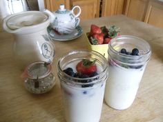 Kefir, how do you make it? It is quite simple and a lot of fun. You can make kefir with a variety of milks, dairy and non-dairy. There are two ways to make kefir. One way is with kefir grains that will reproduce and last a lifetime (if you don't kill them with heat or … #HowToQuitAlcohol