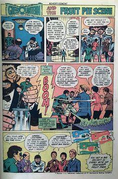 Chris is on Infinite Earths: Kobra #5 (1976)