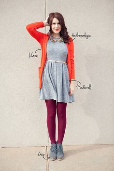 12.24.12a by kendilea, via Flickr / idea for india collars
