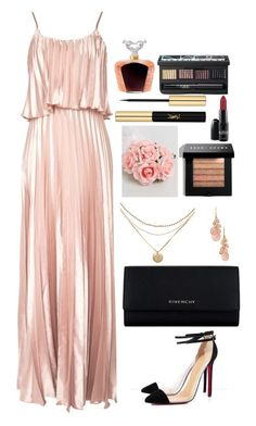 """""""Untitled #495"""" by alibasicamina ❤ liked on Polyvore featuring Oh My Love, Givenchy, Avon, ASOS, Bobbi Brown Cosmetics, Yves Saint Laurent, Lalique, NARS Cosmetics and Disney"""