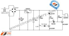 Simple Battery charger circuit