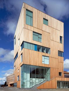 Umeå Art Museum, de Hening Larsen Architects | Arquitectura escandinava | Experimenta