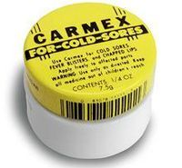 Mom always had a jar of Carmex in her purse. I still use it today!