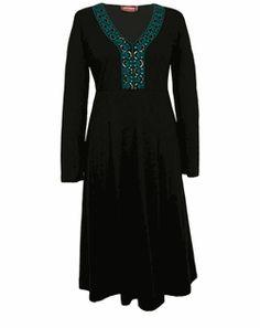 økologisk kjole
