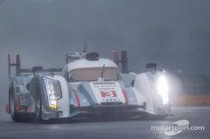 Audi Motorsport Blog: Gallery: Audi Sport Team Joest Tuesday tests at Bugatti - Le Mans