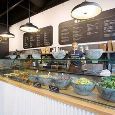 Where To Eat 42RAW - is all about modern day healthy eating. Everything on the menu is glutenfree and untouched by sugar, dairy products and preservatives. Order the vegetable lasagna and green smoothie and enjoy the architectural surroundings whilst joining in on the plant-based culinary trend.
