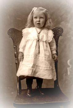 Little girl...