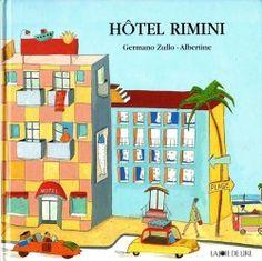 HOTEL RIMINI 表紙1