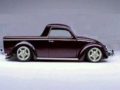 VW Beetle Pick-up