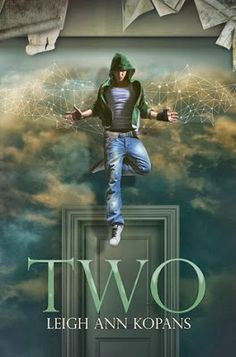 Book Review: TWO by Leigh Ann Kopans #youngadultfiction #ya #paranormal