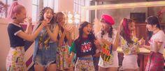 Novo grupo feminino, Saturday, revela prévia do seu MV de debut