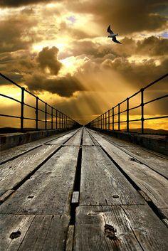 ✯ Walkway to Heaven .. By DDA / Deljen Digital Art✯