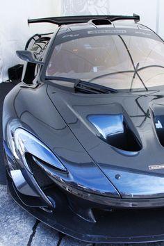 McLaren P1 GTR LM......