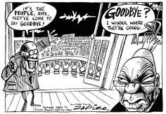 Goodbye? Zuma