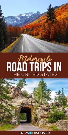 motorcycle travel Top 8 Motorcycle Road Trips in the United States Motorcycle Camping, Motorcycle Adventure, Motorcycle Touring, Girl Motorcycle, Motorcycle Quotes, Moto Bike, Motorcycle Outfit, Places To See, Places To Travel