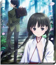Izumiko and Miyuki - RDG/Red Data Girl