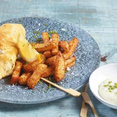 ESSEN & TRINKEN - Fish and Chips Rezept