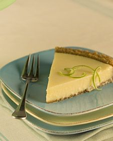 Key Lime Tart - Martha Stewart Recipes