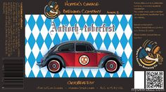 mybeerbuzz.com - Bringing Good Beers & Good People Together...: Hopper's Garage Brewing - Antioch-toberfest