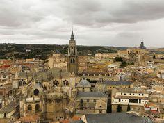 Google+ Vista de Toledo y su Catedral