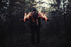 pyrokinesis hd wallpaper by ezorenier #fire #photography