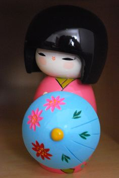 Chinese doll decoration
