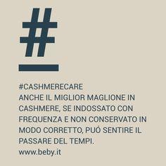 #cashmere #consigli