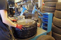 Katso kuvat: tämän takia rengaspaineet kannattaa välillä tarkistaa
