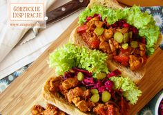 Chrupiąca ciabatta, paprykowe filety z kurczaka, marynowana czerwona kapusta, czyli pyszna propozycja na lunch! http://www.zmgorzyca.pl/index.php/pl/kulinarny/lunch/361-ciabatta-z-paprykowym-filetem-5
